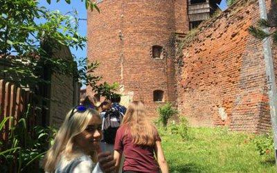 Spacer po historii Jarosławia