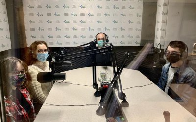 Audycja w RADIO FARA