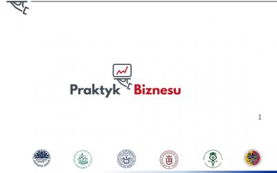 """Udział licealistów w projekcie Szkoły Głównej Handlowej w Warszawie """"Praktyk Biznesu"""""""