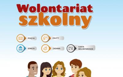 Poradniki na temat wolontariatu